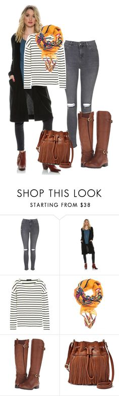 """""""Untitled #365"""" by srlangley on Polyvore featuring Topshop, RVCA, J.Crew, Naturalizer, FOSSIL, women's clothing, women's fashion, women, female and woman"""