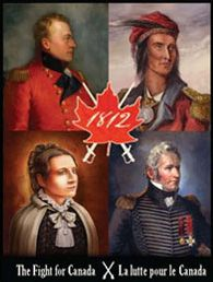The War of 1812 at Library and Archives Canada