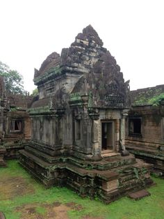**Banteay Samre minute drive from the city) - Siem Reap, Cambodia Siem Reap, Tonle Sap, Khmer Empire, Asian Architecture, Angkor Wat, Archaeological Site, Travel With Kids, Temples, Laos