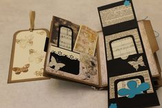 Spring Garden: A File Folder Mini-Book | Mrs. Cog's Projects