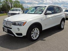 2015 BMW X3 for sale at Smithfield Preowned