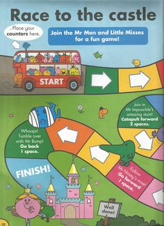 Mr. Men Little Miss Magazine - Beefeater Special Issue - Page 9