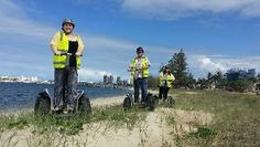 Gold Coast Segway Tours, Broadwater Parklands Southport