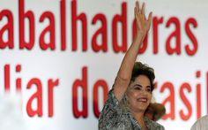 """Dilma diz que gravação de Jucá deixa """"caráter golpista do impeachmentevidente"""""""