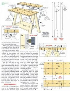 WoodArchivist is a Woodworking resource site which focuses on Woodworking Projects, Plans, Tips, Jigs, Tools Woodworking Bench, Woodworking Shop, Woodworking Projects, Leaf Table, Wood Table, Wood Jig, Foldable Chairs, Wooden Slats, Wood Plans