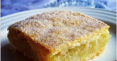 Apple Recipes Easy, Apple Dessert Recipes, Sweet Recipes, Kiwi Recipes, German Fruit Cake Recipe, Apple Shortcake, Tray Bake Recipes, Cooking Recipes, Burfi Recipe