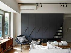 salón diseñado por Ganna design