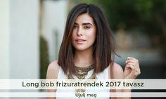 Long bob 2017 tavasz- újulj meg