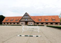 "beautifulbarns: ""German Equestrian Estate 