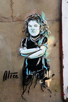 Alice Pasquini - Manchester (UK)