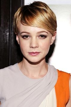 Oval Face - Carrie Mulligan