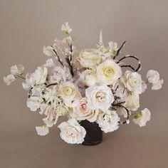 Pastel Collection Arrangement By Designs by Ahn Wedding Flower Inspiration, Wedding Flowers, Blush Color Palette, Holiday Hours, Cream Blush, Pastel Shades, Glass Vase, Floral Wreath, Bloom