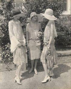 Marion Morehouse (left) by Edward Steichen. 1927.