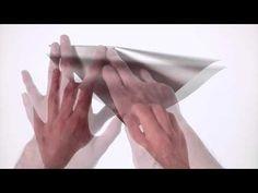 Blade Runner: Origami Unicorn Video Tutorial Origami Blade Runner, Origami Paper Art, Unicorn Art, Oragami, Diy Art, Zentangle, Duke, Nerd, Youtube