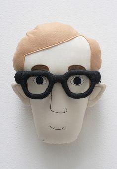 Pillow face - Woody Allen   (UN TIPO DE RECUERDO)