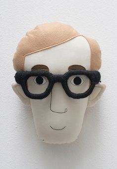 Pillow face - Woody Allen | Flickr - Photo Sharing!