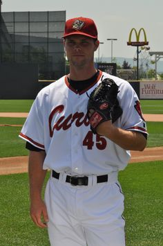 f700b8966 Kyle McPherson - Altoona Curve 2011-12 made his debut for the Pittsburgh  Pirates in