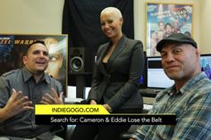 Cameron & Eddie Lose The Belt with Amber Rose