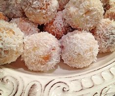 Krispie Treats, Rice Krispies, Christmas Cookies, Fondant, Good Food, Sugar, Desserts, Truffles, Pie