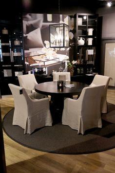 Slettvoll høstlansering - del II Unfinished Wood, Modern Rustic, Interior Inspiration, Dining Room, Contemporary, Interior Design, House, Decor Ideas, Studio