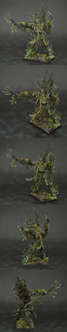 Wood Elf Spring Treeman Ancient