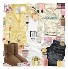 the way you [move] on the floor.♡ by haileyefron on Polyvore featuring polyvore fashion style Hollister Co. UGG Australia Aéropostale Dorothy Perkins American Eagle Outfitters Hourglass Cosmetics Girlactik philosophy Benefit ULTA Chloé Chantecaille Juicy Couture Bare Escentuals Pier 1 Imports Crate and Barrel Clips Abercrombie & Fitch Pop Beauty abercrombie & ugg chocolate button down tank top white beige layered starbucks hollister abercrombie & fitch ugg boots cocoa knit tube top yellow…