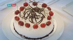 La ricetta della torta Foresta Nera di Ernst Knam del 14 novembre 2014 - Bake Off Italia