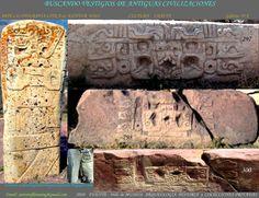 Buscando Vestigios de Antiguas Civilizaciones: ARTE e ICONOGRAFIA LÍTICA en KUNTUR WASI CULTURA CHAVÍN