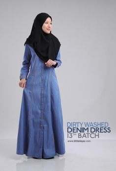 783b68dea5 Denim Dress 13th Batch - Dirty Washed Cart
