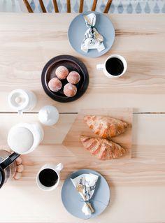 le petit déjeuner est le repas le plus important de la journée par No home without you blog