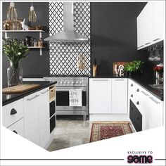 Diy built in cupboards for your home ucan and game ucan love everything about this kitchen solutioingenieria Gallery