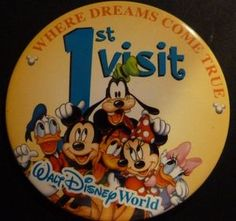 Here are a few tips for any of you first time Disney vacationers!