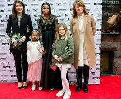 "On March 16, 2016, Crown Princess Mary of Denmark attended the premiere of ""Jaha's Promise"" documentary film shown at Copenhagen Grand Theatre for the opening of Copenhagen International Documentary Festival. Jaha's Promise tells about the life of Jaha Dukureh who is a Gambian little girl. Jaha Dukureh was circumcised at a very young age as many girls in Gambia and at the age of 15, she was forced to get married with a 40 years old man living in New York. Jaha's Promise is a touching story…"