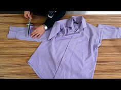 Benden Size - YouTube Diy Projects Videos, Sewing Projects, Milan Fashion, Diy Fashion, Frock For Women, Diy Crafts Hacks, Creation Couture, Shirt Refashion, 50s Dresses
