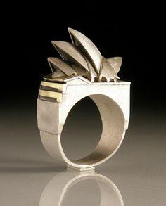 Sydney opera house! Vicki Ambery-Smith :: Jeweller & Designer
