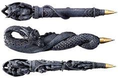 Gothic pens