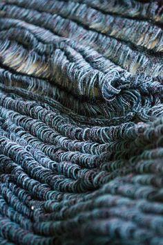 Lauren Tausend 2014 knit swatch textiles