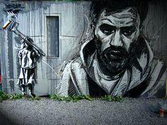 Bender Street Art