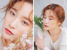Byun Jungha, 3ce, Stylenanda, Eyeshadow, Make Up, Model, Beauty, Eye Shadow, Makeup
