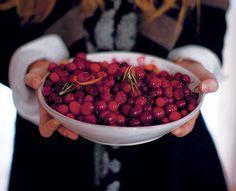 Cranberries #ModernThanksgiving