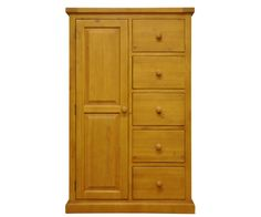 Bringy Furniture - Colby Pine Low Combination Wardrobe, £332.00 (http://www.bringyfurniture.co.uk/colby-pine-low-combination-wardrobe/)
