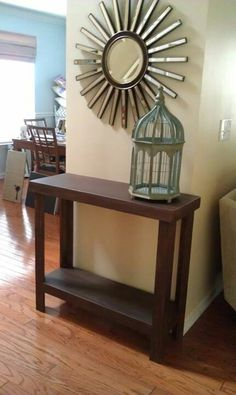 mexican copper console table for the home pinterest. Black Bedroom Furniture Sets. Home Design Ideas