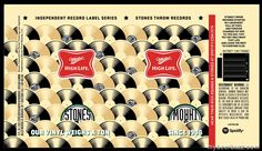 mybeerbuzz.com - Bringing Good Beers & Good People Together...: Miller High Life - Independent Record Label Series...