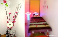 R'EVE ET ZEN / Institut qui propose des soins esthétiques et relaxant par luminothérapie.