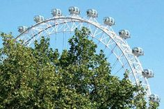 London Eye & Lunch Cruise for Two | Activity Superstore