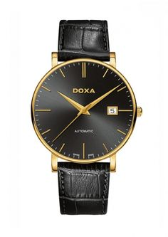 Doxa D-light Gold Automatic   179.40.101.01