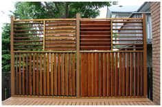 Flex·fence louvered hardware for fences, decks , pergolas, and so much more! - Photo Gallery