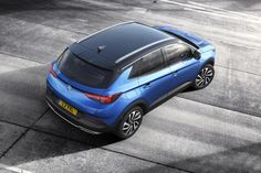 Vauxhall reveals new Grandland X SUV   Eurekar