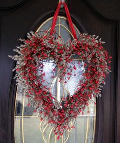 Valentine Wreath  Valentine Decor   85 Natural  by forevermore1, $69.00
