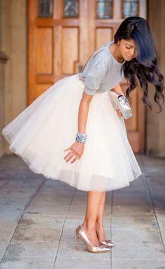 Imágenes Y Formal 80 Dress De Clothes Diy Faldas Mejores Tul PxBwq5OB
